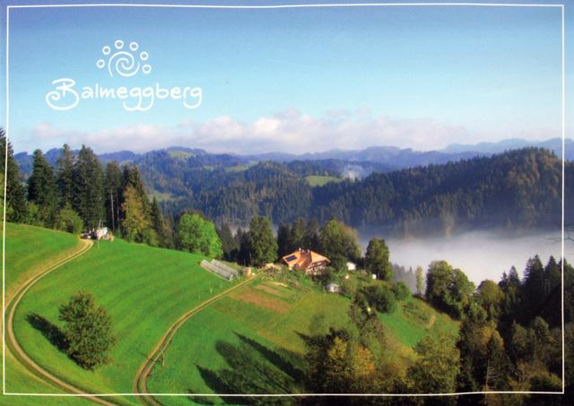 Balmeggberg Postkarte